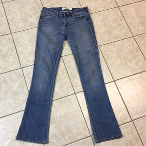 Abercrombie & Fitch Medium Wash Bootcut Jeans